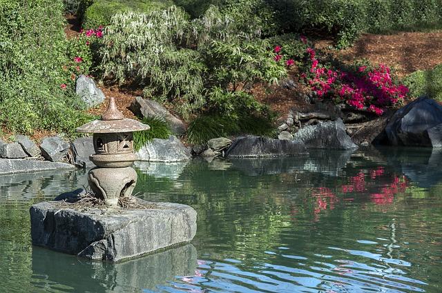 zen zahrada