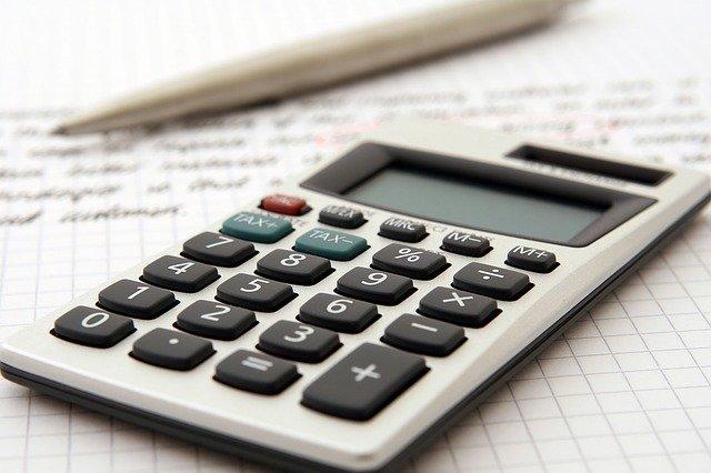 Kalkulačka na papíře